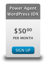 BayEast Power Agent WordPress IDX Pricing