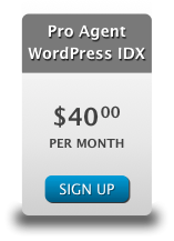 BayEast Pro Agent WordPress IDX Pricing